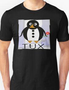 TUX:  FLOWER T-Shirt