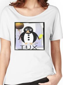 TUX:  CARNIVAL Women's Relaxed Fit T-Shirt