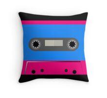 Retro Vintage Cassette Tape - Cool Pop Music T Shirt Prints Stickers Throw Pillow