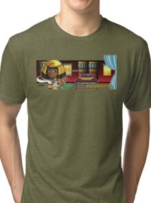 Bad Day Historical Series 1: Cleopatra Tri-blend T-Shirt