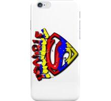 Troubled Superman iPhone Case/Skin