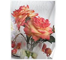 Great big roses from my Marmars Poster