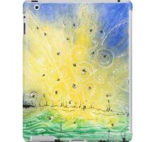 Lightning Bugs iPad Case/Skin