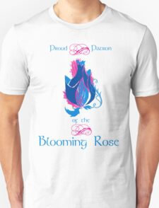 The Blooming Rose Unisex T-Shirt