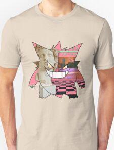 Macintosh Plus Gengar T-Shirt