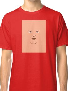 Bobby Hill Face Classic T-Shirt