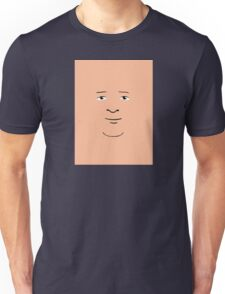 Bobby Hill Face Unisex T-Shirt