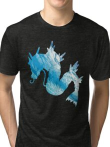 Gyrados used surf Tri-blend T-Shirt