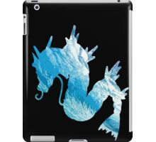 Gyrados used surf iPad Case/Skin
