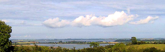 Cloud Over Strangford by oulgundog