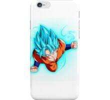 Goku super saiyan god super saiyan iPhone Case/Skin