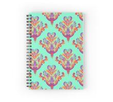 Royal Lush Spiral Notebook