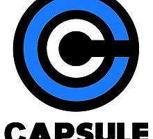Capsule Corp by Michael Keene