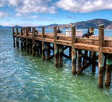 The Dock by pendleypictures