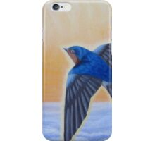 Swallow Ascending iPhone Case/Skin