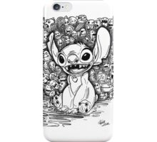 Albino Stitch iPhone Case/Skin