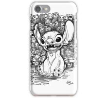 Albino Stitch iPhone Case/Skin