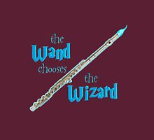 The Flute Chooses the Wizard T-Shirt