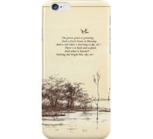 Rose Buds Virginia Gerson 1885 0026 Spring Has Come iPhone Case/Skin