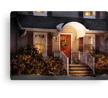 Christmas - Noel - orig Canvas Print