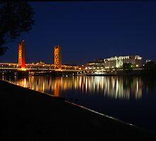 Sacramento Bridge by ShootinMickey