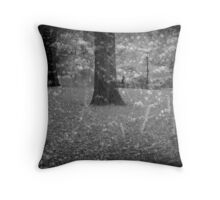 Lost in translation Throw Pillow