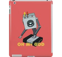 Rick and Morty // Butter Robot iPad Case/Skin