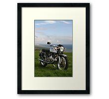 Egli Vincent Framed Print