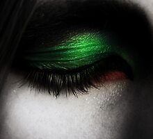 Forest Eyes by ShadowChocobo
