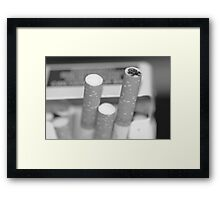 Addictive 3 Framed Print