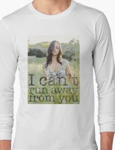 Christina Ricci Long Sleeve T-Shirt