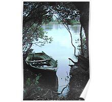 Mangrove Mooring Poster
