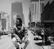 Kendrick Lamar - Alright (Music Video) LA Picture by untamedgaming