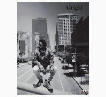 Kendrick Lamar - Alright (Music Video) LA Picture T-Shirt