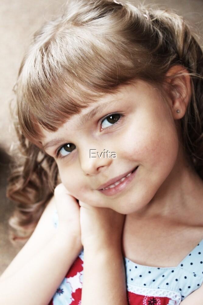 Hannah's Portrait by Evita