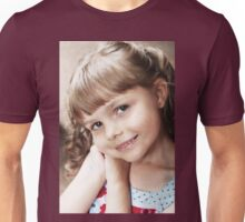 Hannah's Portrait Unisex T-Shirt