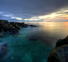 Conception Bay Colours by Stephen Rowsell