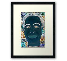 JEREMY KNOWS Framed Print