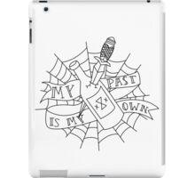 Black Widow Flash MKI iPad Case/Skin