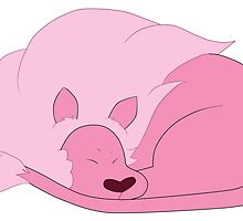 Sleeping Lion - Steven Universe by Dylisota