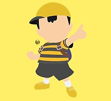 Ness (Yellow) by himejj