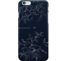 Briggs & Company Patent Transferring Papers Kate Greenaway 1886 0167 Inverted iPhone Case/Skin