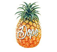 Dope Pineapple by semiradical