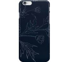 Briggs & Company Patent Transferring Papers Kate Greenaway 1886 0079 Inverted iPhone Case/Skin