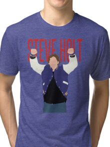 Steve Holt! Tri-blend T-Shirt