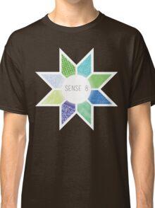 Sense8 Star Logo Green Classic T-Shirt