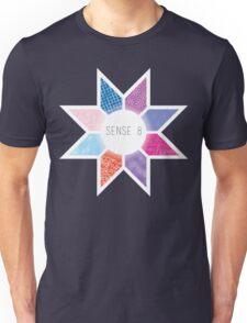 Sense8 Star Logo Blue Unisex T-Shirt