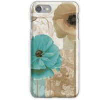 Beach Poppies iPhone Case/Skin
