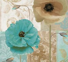 Beach Poppies by mindydidit