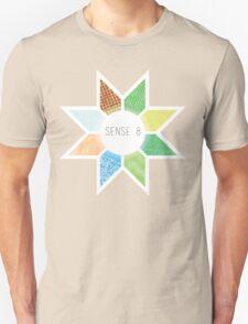 Sense8 Star Logo Yellow T-Shirt